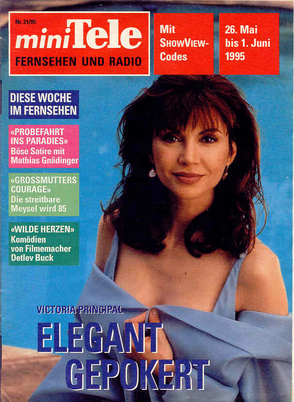 What's New On The Victoria Principal Magazine Covers Site?